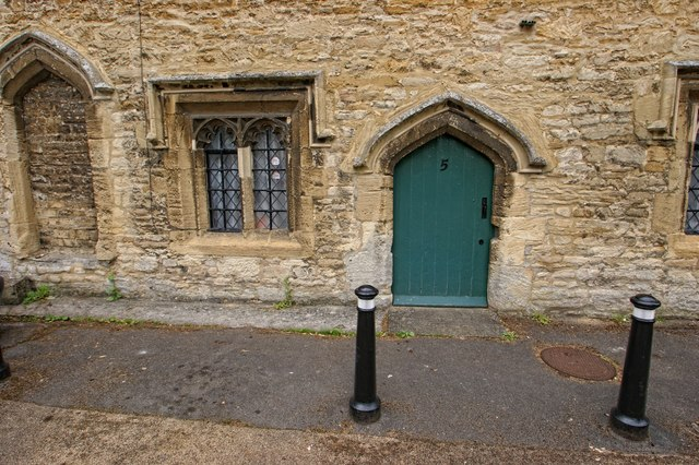 Alms Houses, Church Lane, Burford