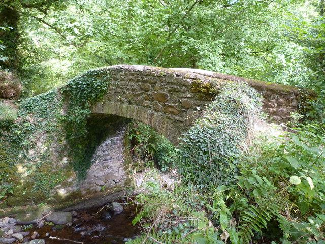Bridge over Horner Water