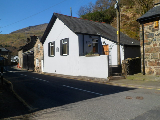 Beddgelert Snooker Club