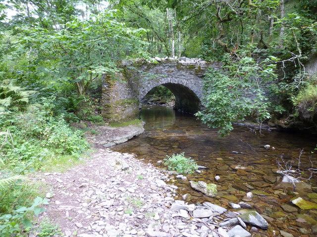Pool Bridge and Nutscale Water
