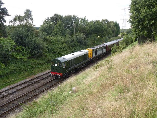 Great Central Railway Diesel Gala 2013