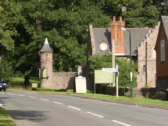 Rothley Court Lodge