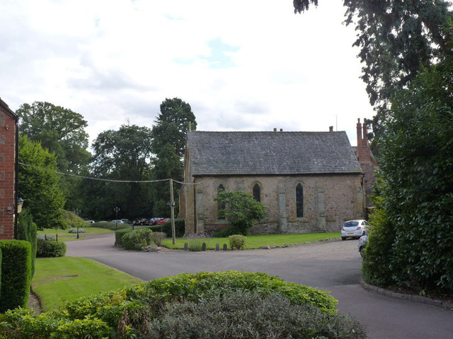 The Templar Chapel, Rothley Court