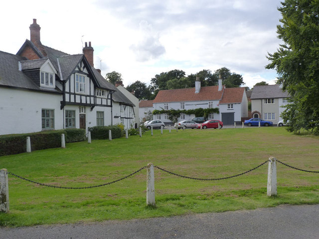 Town Green, Rothley