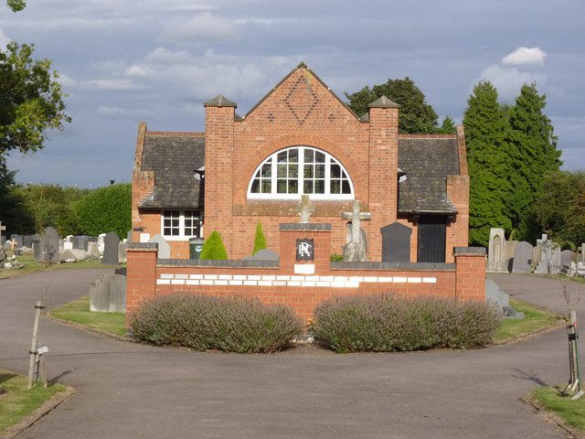 Rothley Cemetery Chapel