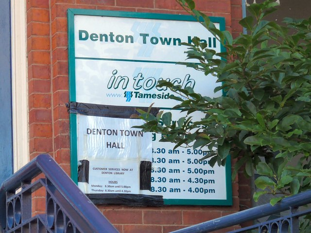 Town Hall opening hours