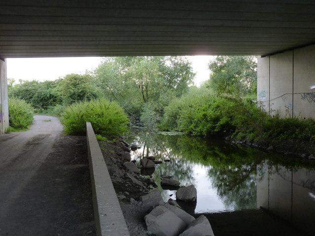Rothley Brook bridge