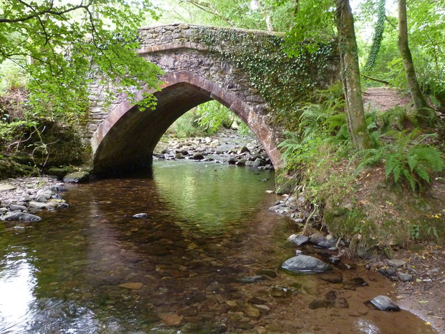 Bridge over Horner Water