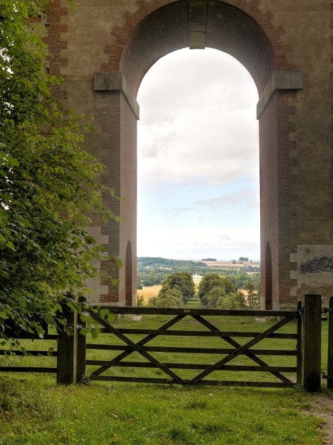 Through the Archway