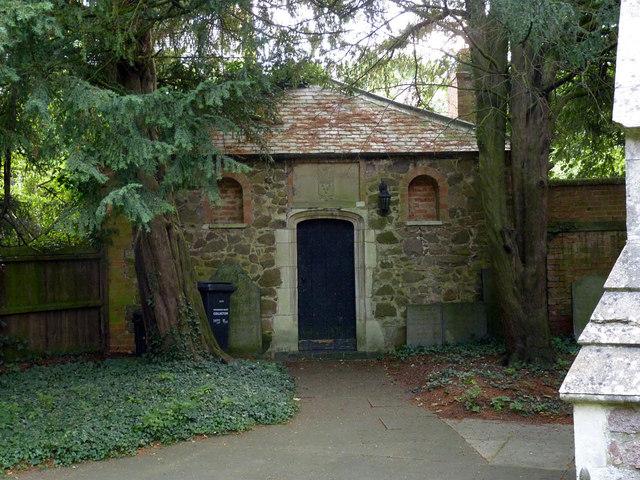 The Vestry, Cossington Church