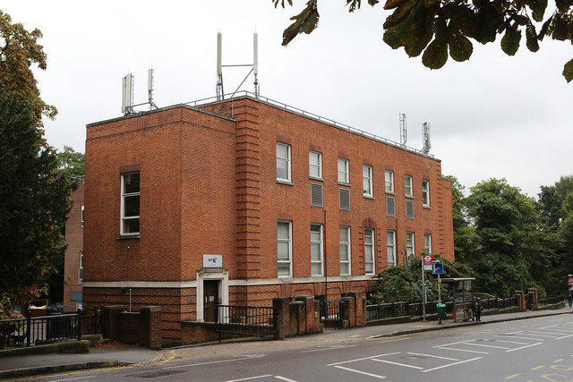 Sydenham Telephone Exchange
