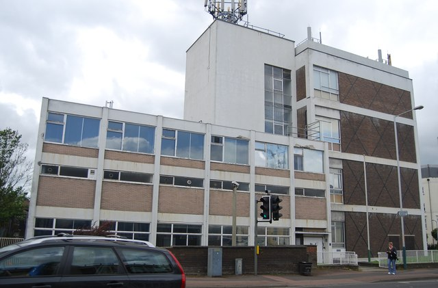 BT Building, St John's Rd