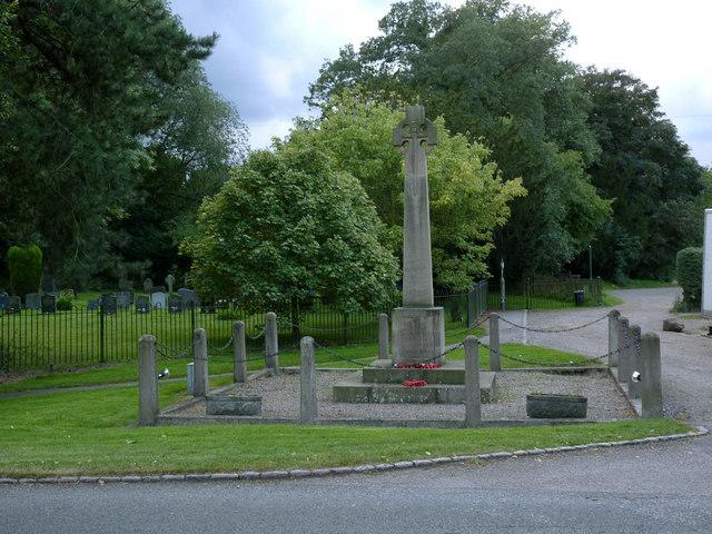 Cossington War Memorial