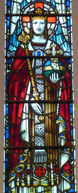 St Mary's, Apuldram - Stained Glass Window