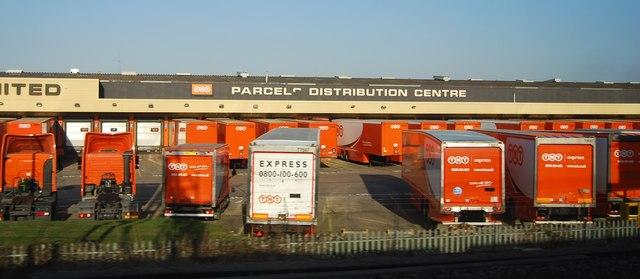 TNT (UK) Distribution Centre