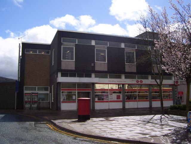 Abervagenny Post Office