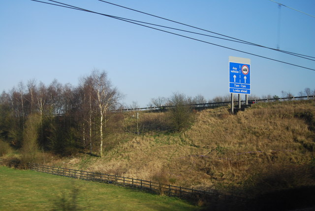 Embankment, M42