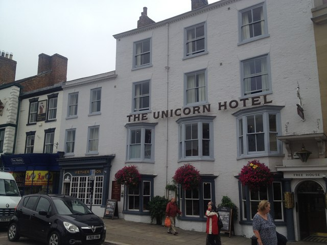 The Unicorn Hotel, Ripon