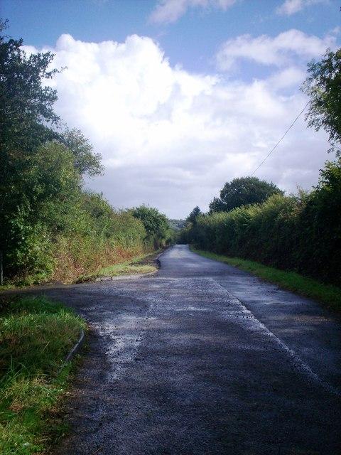 Allen's Lane, Llanteg