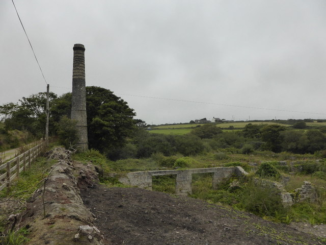 Disused Clay drying works