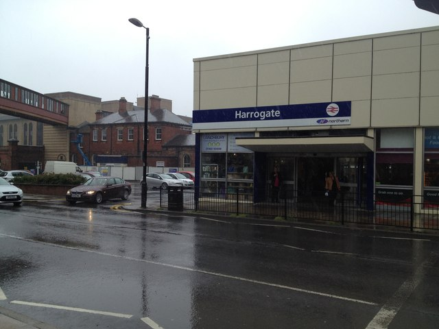 Harrogate railway station