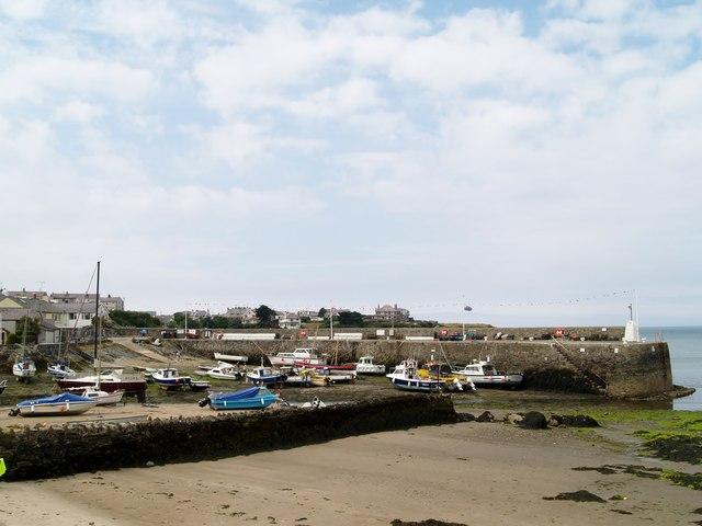 Camaes Harbour