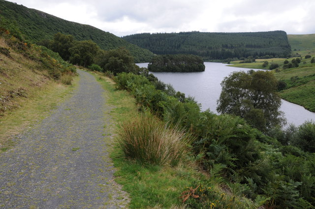 Penygarreg Reservoir