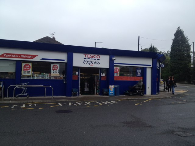 Tesco Express, Harrogate