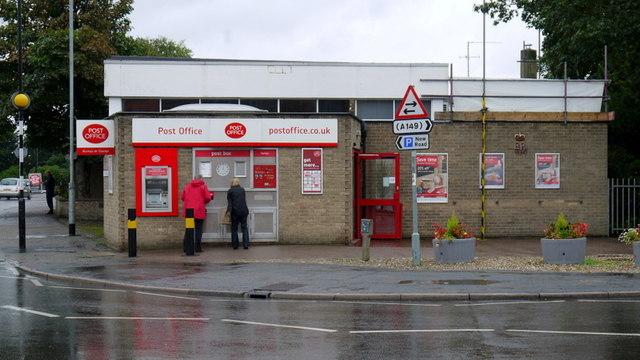 North Walsham Post Office