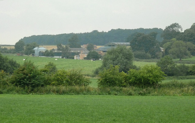 Leicestershire farmland near Fleckney