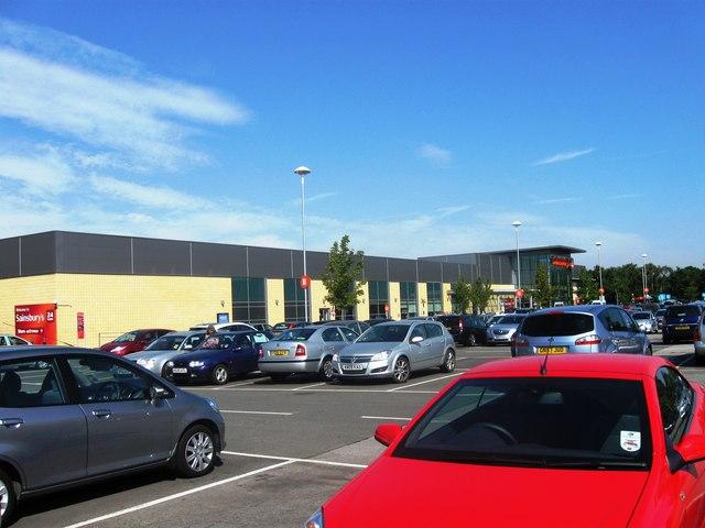 Sainsburys, North Hykeham