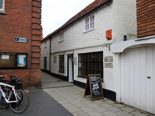 Bread Source, Aylsham