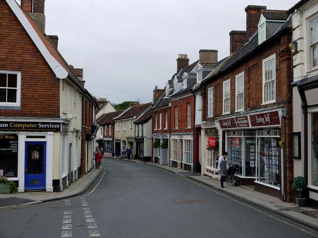 Red Lion Street, Aylsham