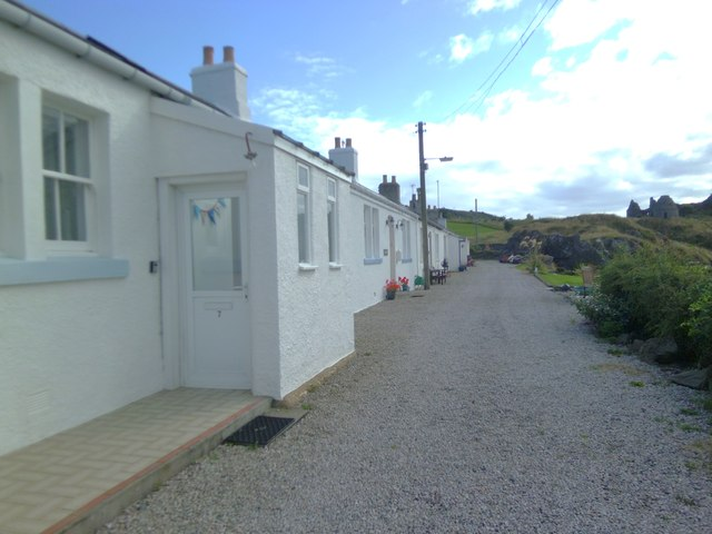 Cottages at Dunure