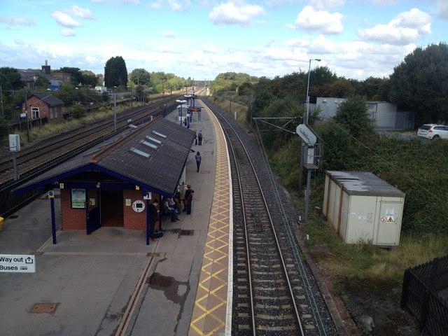Thirsk railway station