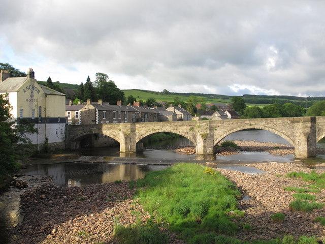The old bridge, Haydon Bridge (2)