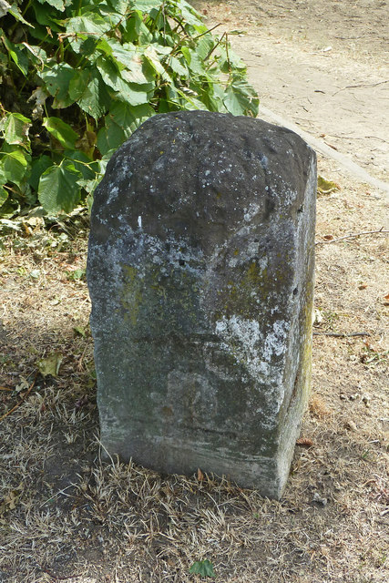 Roadside stone