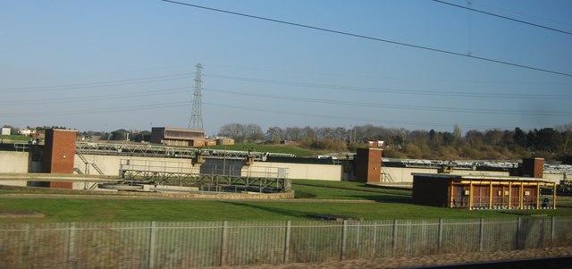 Tamworth Sewage Works