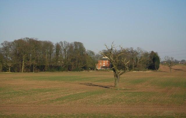 Farmland, Comberford Hall Farm