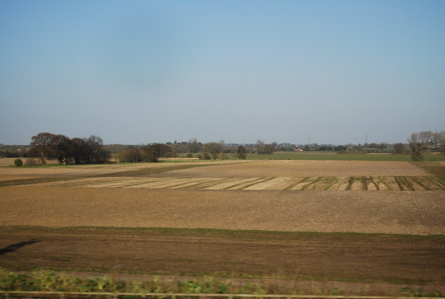 Arable land, Comberford
