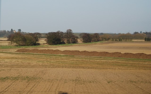 Red field, Comberford