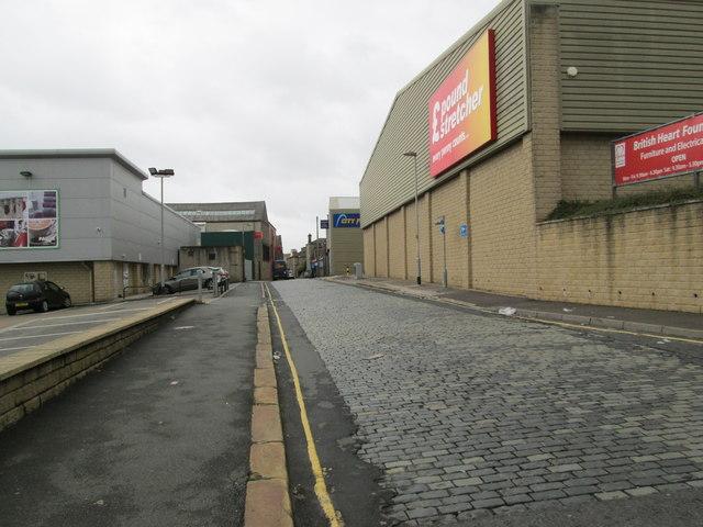 Bedford Street North - Pellon Lane