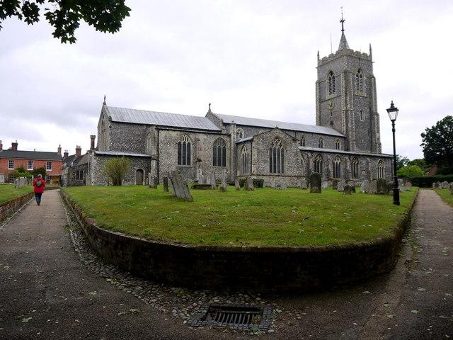 St. Michael's church, Aylsham