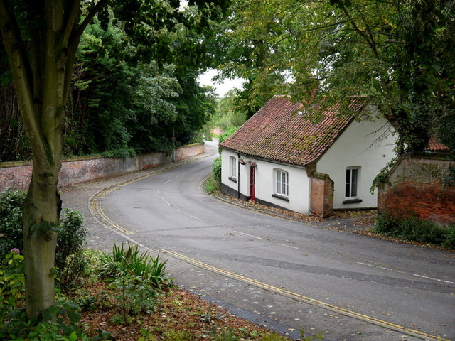 Cottage by the Cromer Road