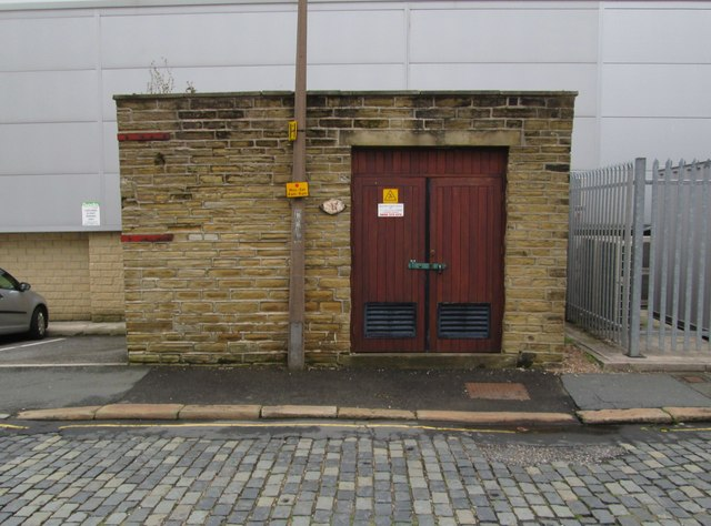 Electricity Substation No 191 - Bedford Street North