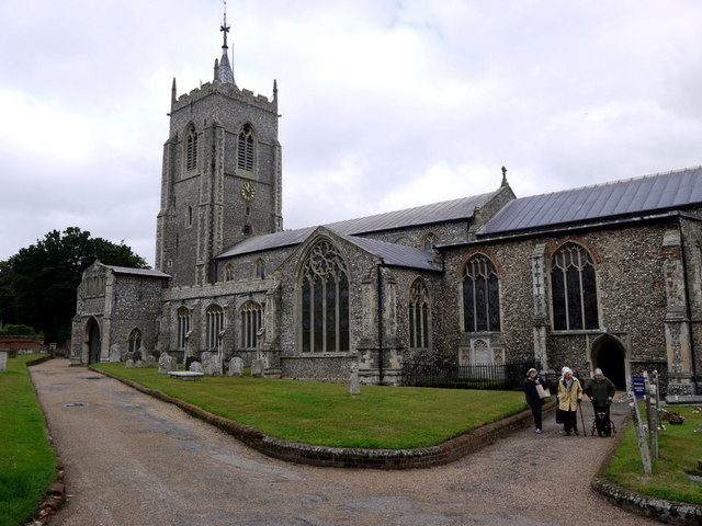 St Michael's Church, Aylsham
