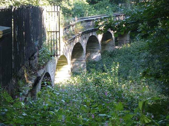 Seven Arches Aqueduct