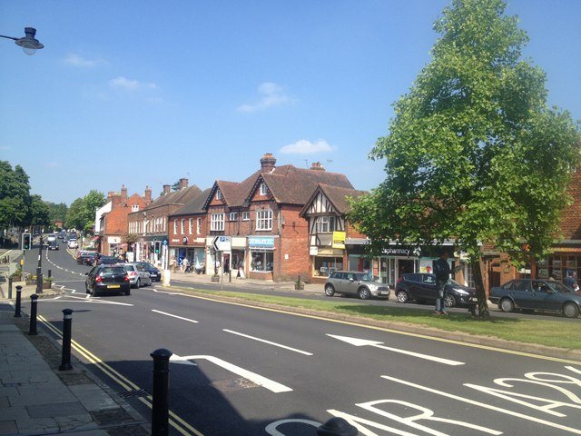 High Street, Haslemere