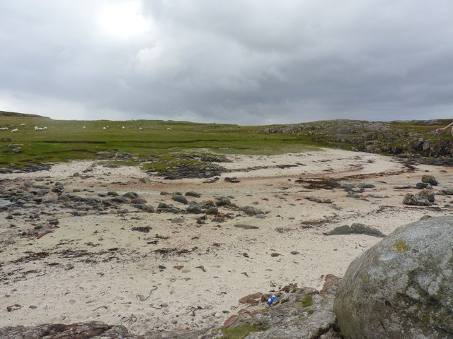 The Beach at the Ringing Stone, Tiree