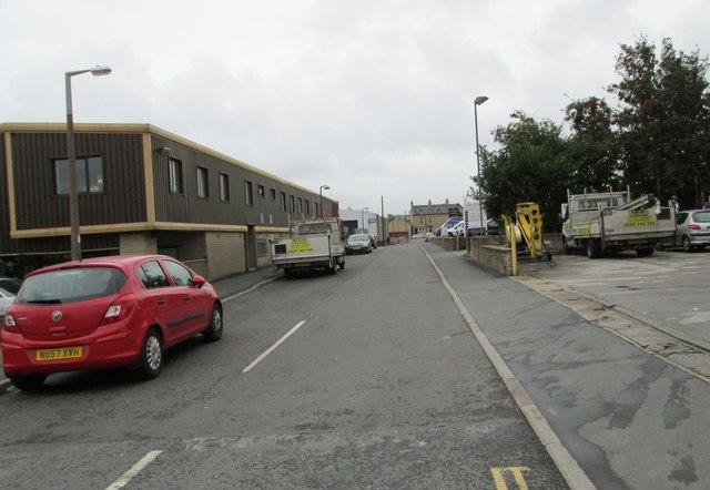 Horne Street - Pellon Lane